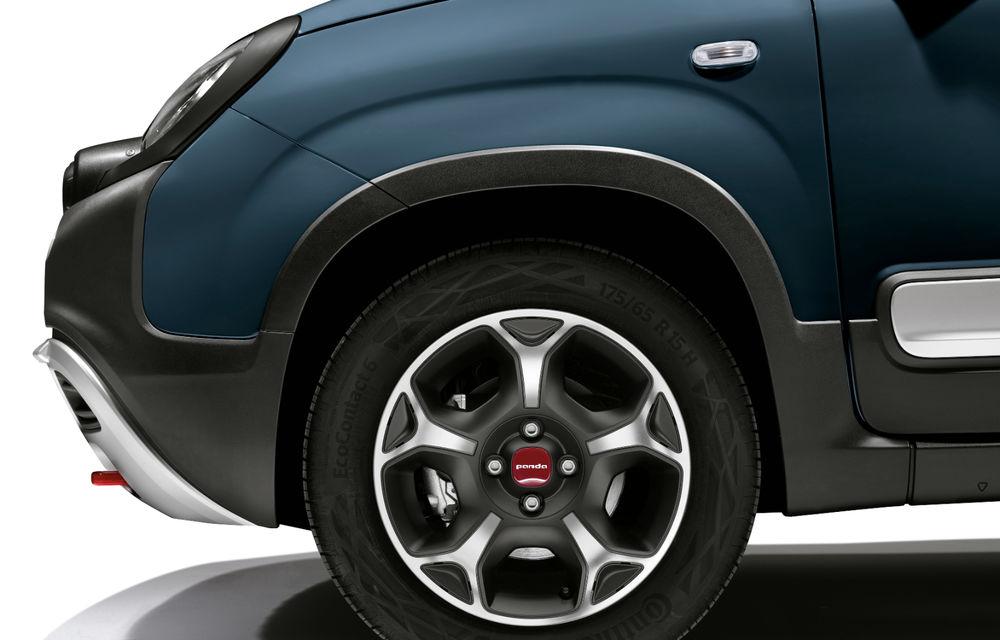 Îmbunătățiri pentru Fiat Panda: versiune Sport, ecran touch de 7 inch și motorizare mild-hybrid de 70 CP pentru întreaga gamă - Poza 12