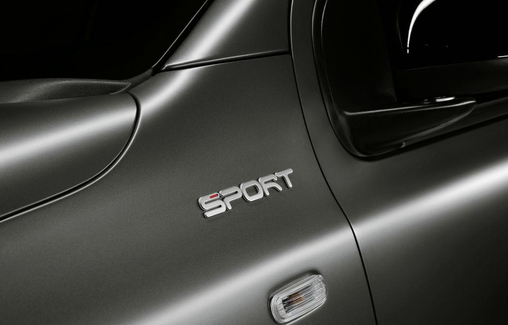 Îmbunătățiri pentru Fiat Panda: versiune Sport, ecran touch de 7 inch și motorizare mild-hybrid de 70 CP pentru întreaga gamă - Poza 9