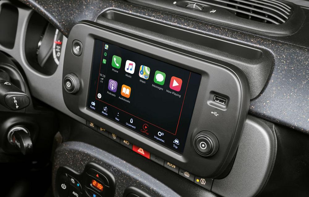 Îmbunătățiri pentru Fiat Panda: versiune Sport, ecran touch de 7 inch și motorizare mild-hybrid de 70 CP pentru întreaga gamă - Poza 28