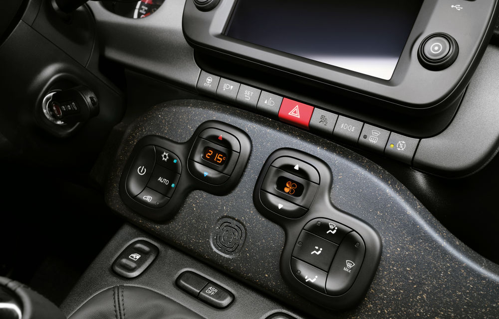 Îmbunătățiri pentru Fiat Panda: versiune Sport, ecran touch de 7 inch și motorizare mild-hybrid de 70 CP pentru întreaga gamă - Poza 26