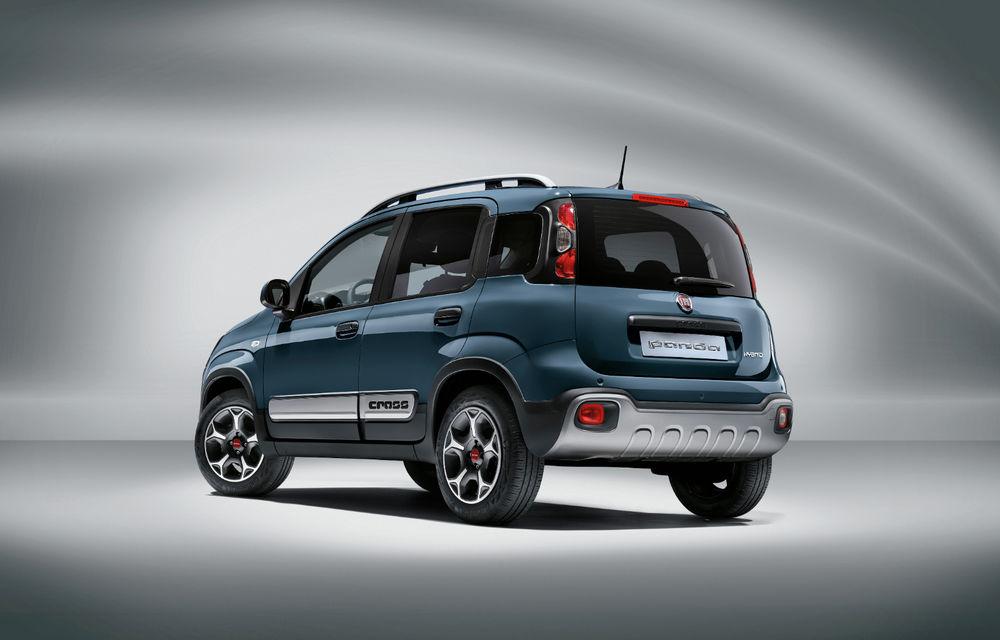 Îmbunătățiri pentru Fiat Panda: versiune Sport, ecran touch de 7 inch și motorizare mild-hybrid de 70 CP pentru întreaga gamă - Poza 5