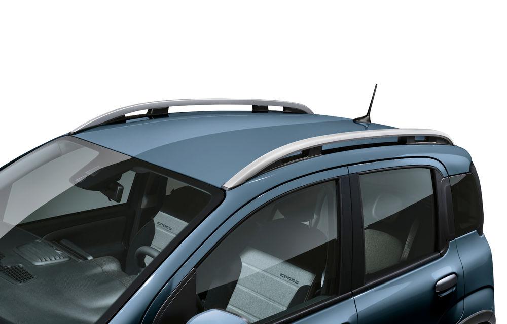Îmbunătățiri pentru Fiat Panda: versiune Sport, ecran touch de 7 inch și motorizare mild-hybrid de 70 CP pentru întreaga gamă - Poza 11