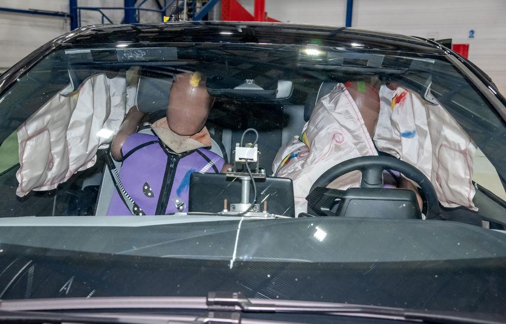 """Volkswagen ID.3 a obținut 5 stele la testele Euro NCAP: """"Hatchback-ul electric nu face compromisuri la siguranță"""" - Poza 10"""