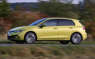 Versiune cu gaz natural comprimat pentru actuala generație Volkswagen Golf: motor de 1.5 litri cu 130 CP