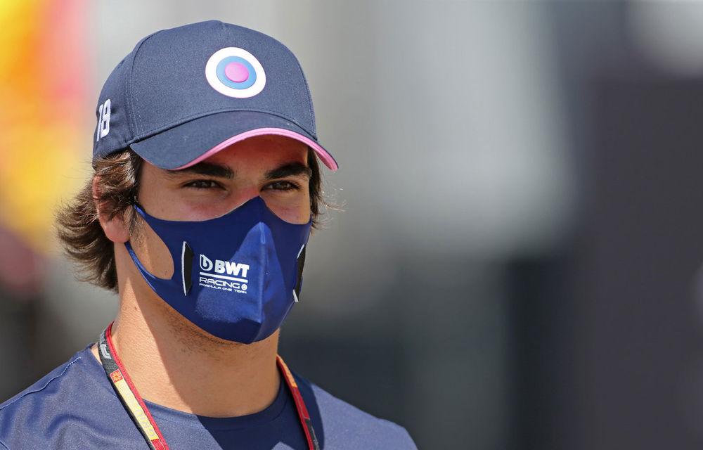 Lance Stroll a avut Covid-19: pilotul Racing Point a fost testat pozitiv după cursa de la Nurburgring, dar va concura în Portugalia - Poza 1