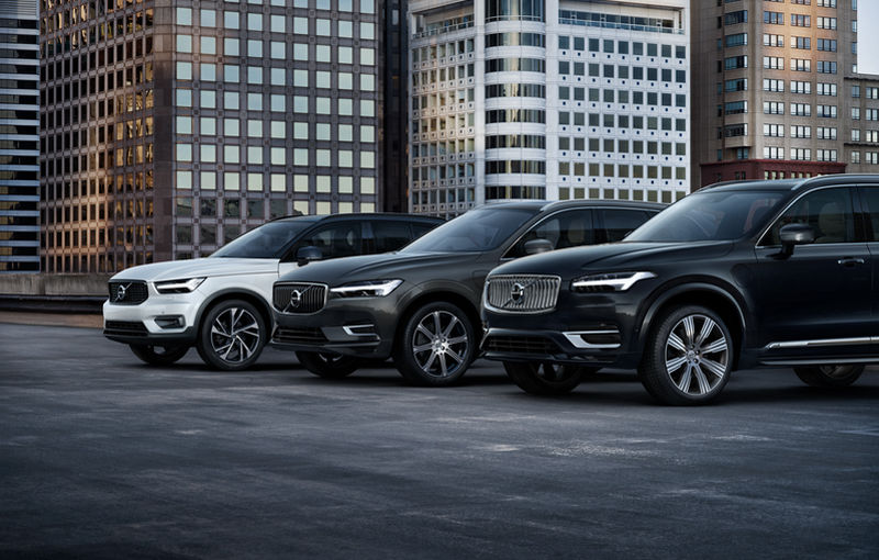 """Volvo, despre planurile de anul viitor: """"Lansările de noi modele nu vor fi afectate de pandemie"""" - Poza 1"""