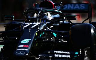 Bottas, cel mai rapid în antrenamentele de vineri din Portugalia: coliziune între Verstappen și Stroll în a doua sesiune