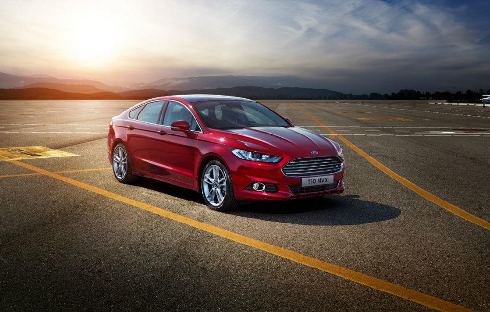 """Ford elimină motoarele pe benzină ale lui Mondeo. Clienții au ca alternativă versiuni hibride de 187 CP: """"O treime dintre vânzări sunt versiuni hibride"""" - Poza 1"""