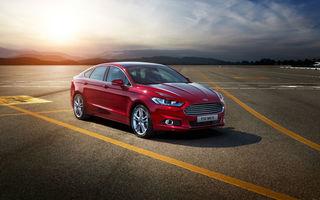 """Ford elimină motoarele pe benzină ale lui Mondeo. Clienții au ca alternativă versiuni hibride de 187 CP: """"O treime dintre vânzări sunt versiuni hibride"""""""