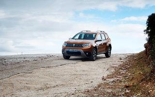 Vânzările Dacia la nivel global au scăzut cu 35% în primele 9 luni: circa 366.000 de unități comercializate