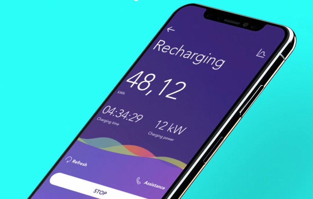 Enel X introduce noi opțiuni pentru aplicația JuicePass pentru încărcarea mașinilor electrice: șoferii află detalii despre durata de încărcare și autonomie - Poza 1