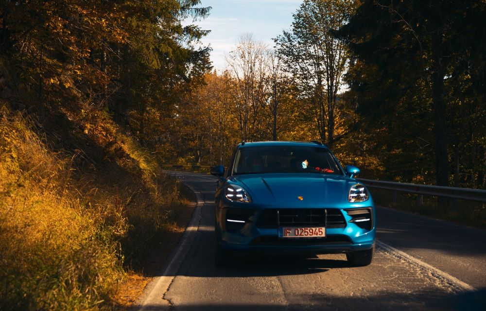 Romanian Roads Luxury Edition, ziua 2: De la Castel Daniel prin Valea Verde până la Castel Haller. Plus o lecție aspră despre siguranța rutieră din România - Poza 85