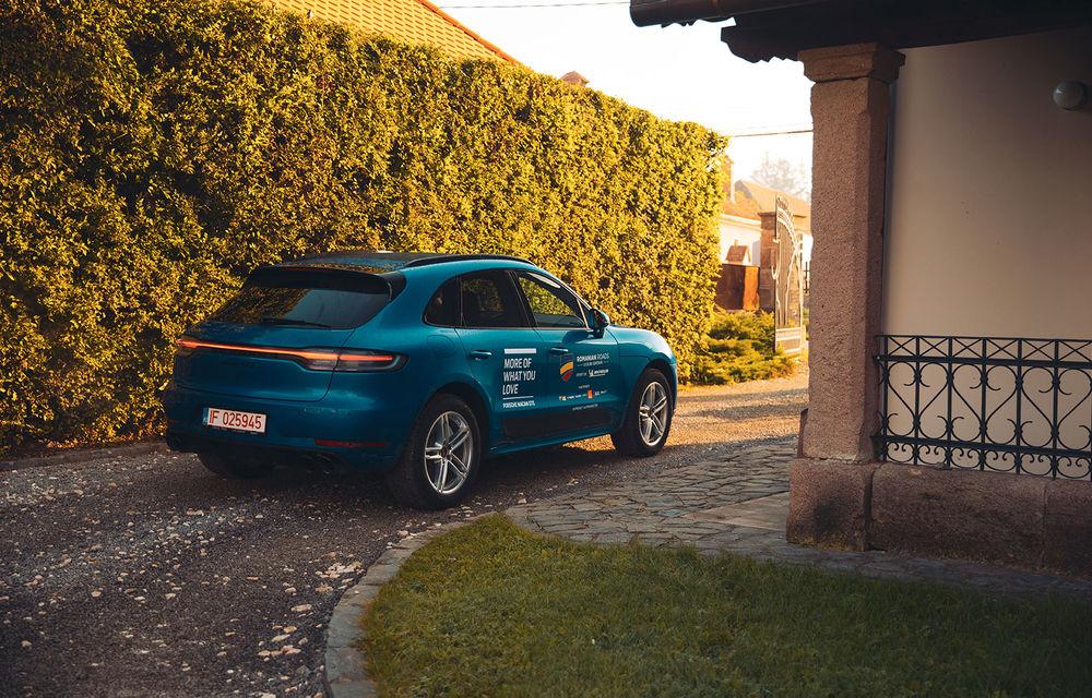 Romanian Roads Luxury Edition, ziua 2: De la Castel Daniel prin Valea Verde până la Castel Haller. Plus o lecție aspră despre siguranța rutieră din România - Poza 12