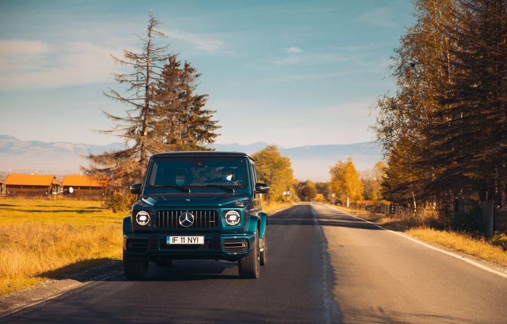 Romanian Roads Luxury Edition, ziua 2: De la Castel Daniel prin Valea Verde până la Castel Haller. Plus o lecție aspră despre siguranța rutieră din România - Poza 59