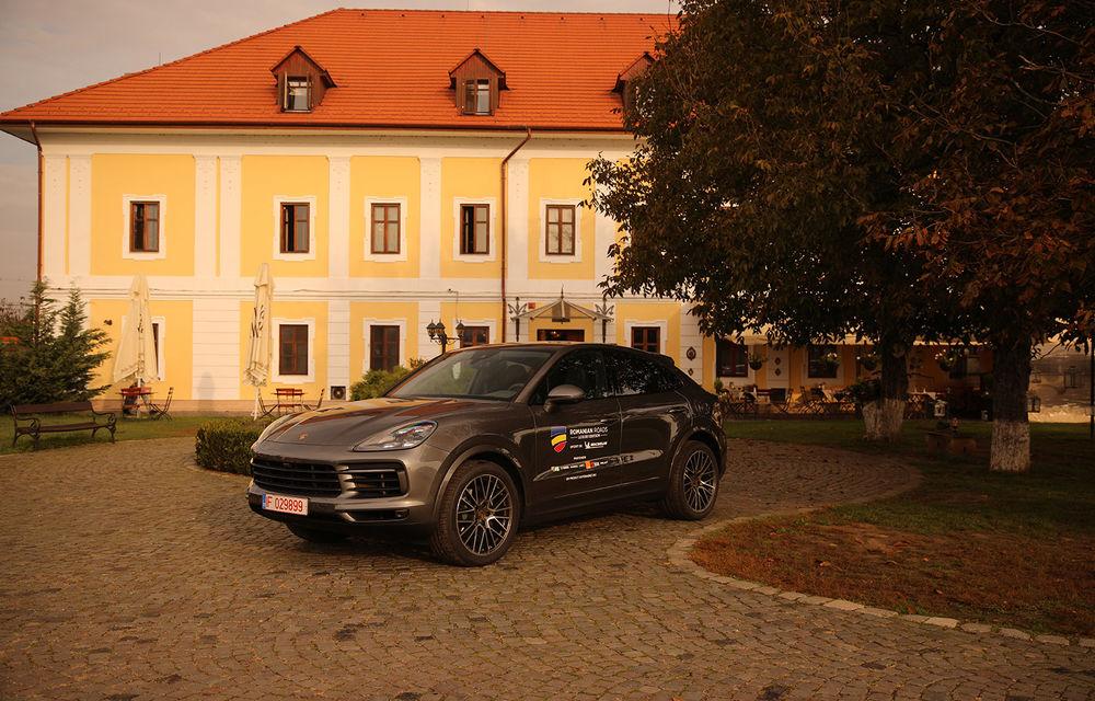 Romanian Roads Luxury Edition, ziua 2: De la Castel Daniel prin Valea Verde până la Castel Haller. Plus o lecție aspră despre siguranța rutieră din România - Poza 97