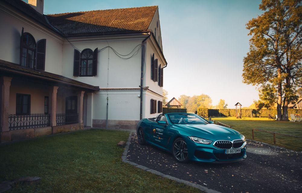 Romanian Roads Luxury Edition, ziua 2: De la Castel Daniel prin Valea Verde până la Castel Haller. Plus o lecție aspră despre siguranța rutieră din România - Poza 15
