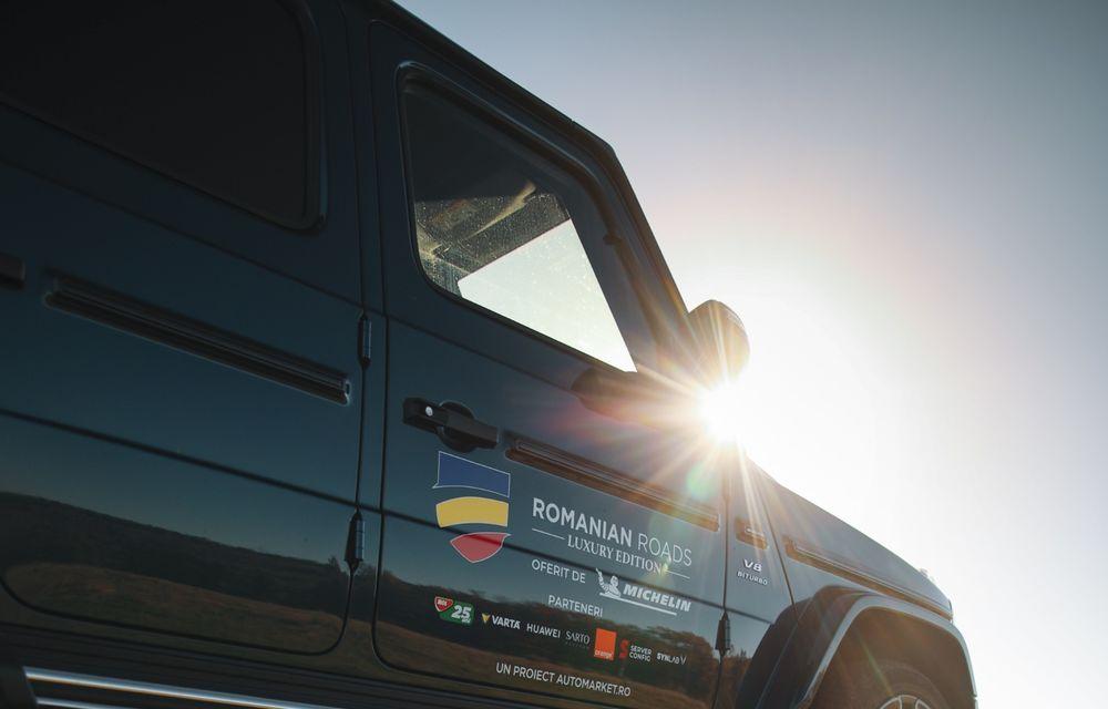 Romanian Roads Luxury Edition, ziua 2: De la Castel Daniel prin Valea Verde până la Castel Haller. Plus o lecție aspră despre siguranța rutieră din România - Poza 14