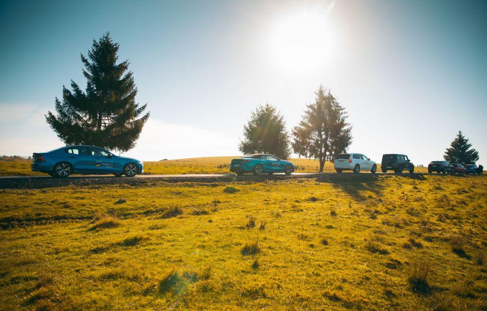 Romanian Roads Luxury Edition, ziua 2: De la Castel Daniel prin Valea Verde până la Castel Haller. Plus o lecție aspră despre siguranța rutieră din România - Poza 34