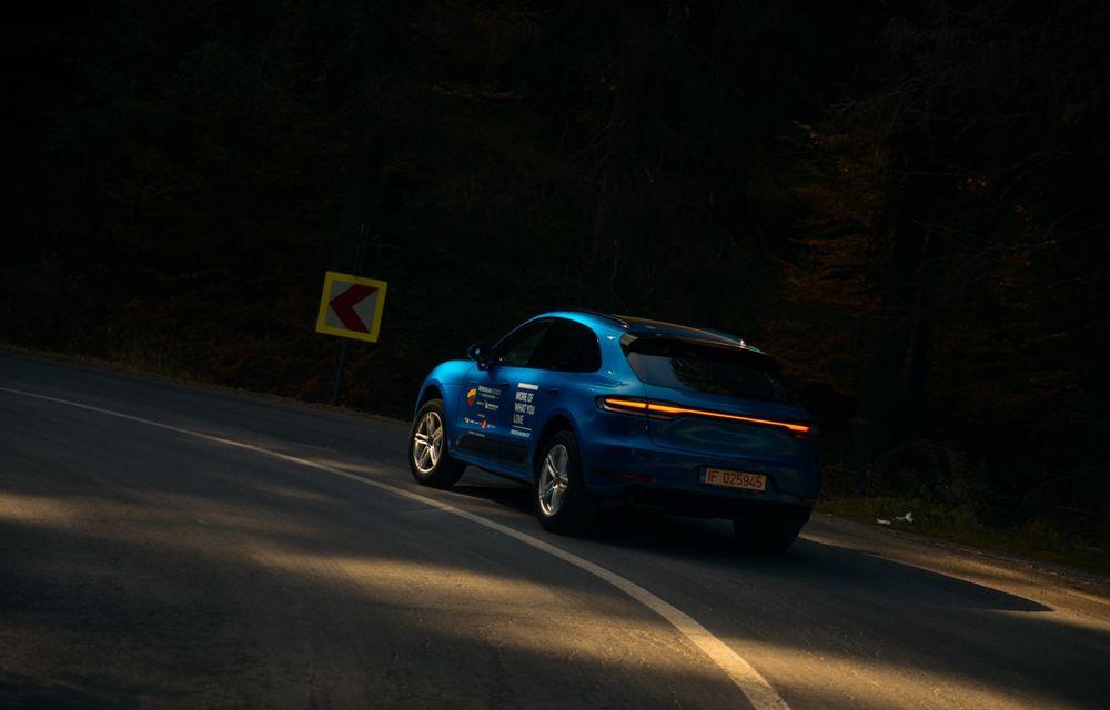 Romanian Roads Luxury Edition, ziua 2: De la Castel Daniel prin Valea Verde până la Castel Haller. Plus o lecție aspră despre siguranța rutieră din România - Poza 93