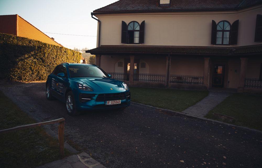 Romanian Roads Luxury Edition, ziua 2: De la Castel Daniel prin Valea Verde până la Castel Haller. Plus o lecție aspră despre siguranța rutieră din România - Poza 18