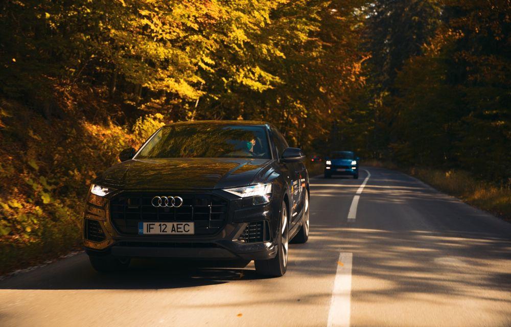 Romanian Roads Luxury Edition, ziua 2: De la Castel Daniel prin Valea Verde până la Castel Haller. Plus o lecție aspră despre siguranța rutieră din România - Poza 83