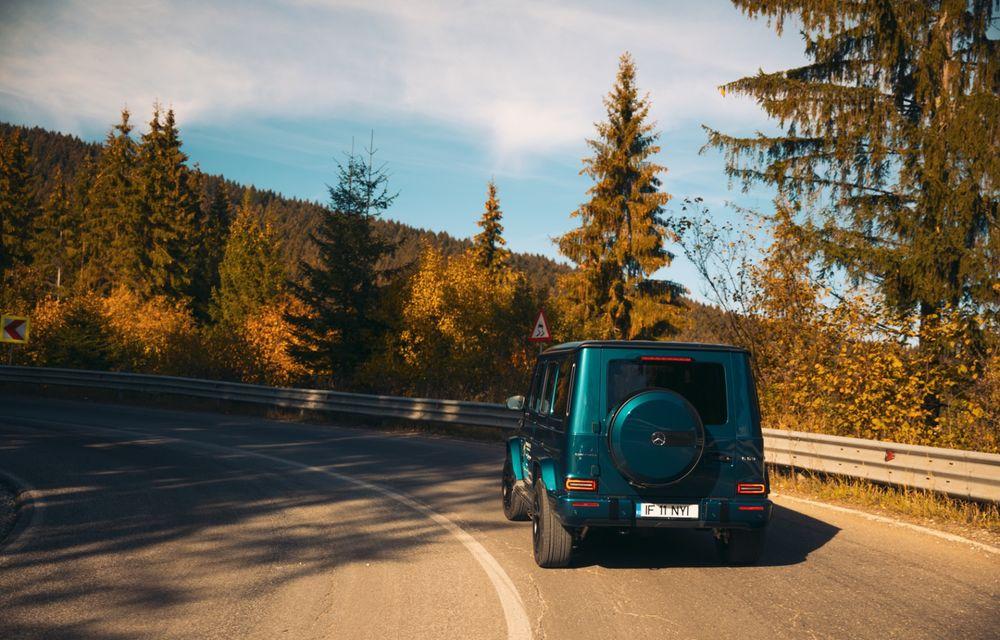 Romanian Roads Luxury Edition, ziua 2: De la Castel Daniel prin Valea Verde până la Castel Haller. Plus o lecție aspră despre siguranța rutieră din România - Poza 63