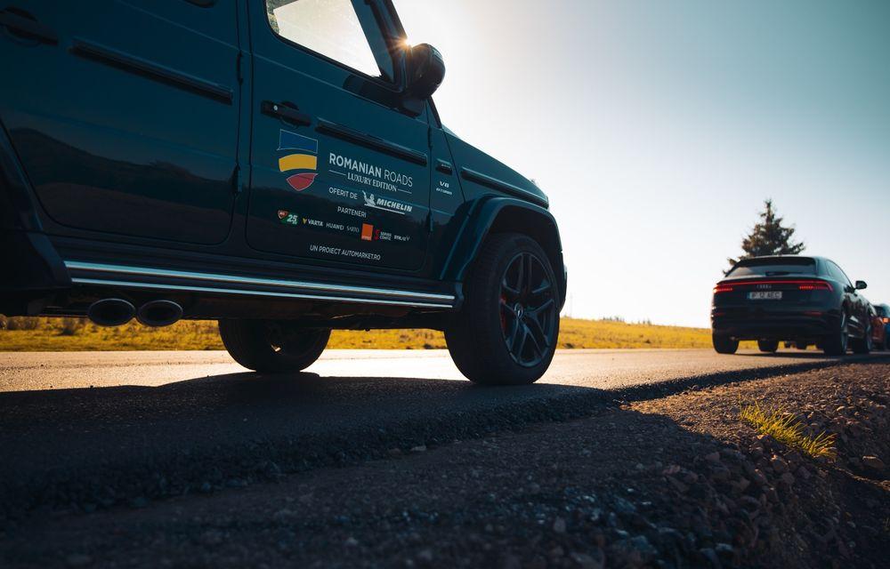Romanian Roads Luxury Edition, ziua 2: De la Castel Daniel prin Valea Verde până la Castel Haller. Plus o lecție aspră despre siguranța rutieră din România - Poza 37