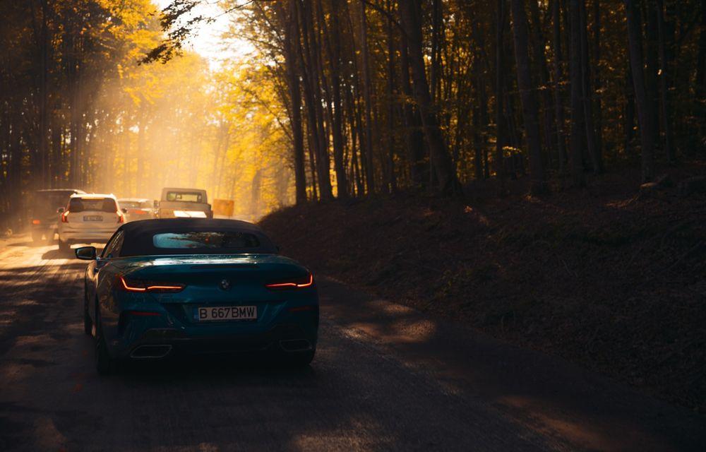 Romanian Roads Luxury Edition, ziua 2: De la Castel Daniel prin Valea Verde până la Castel Haller. Plus o lecție aspră despre siguranța rutieră din România - Poza 48