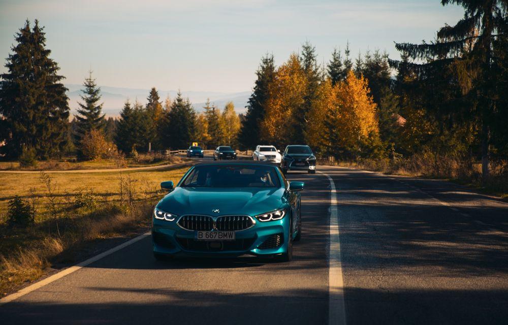 Romanian Roads Luxury Edition, ziua 2: De la Castel Daniel prin Valea Verde până la Castel Haller. Plus o lecție aspră despre siguranța rutieră din România - Poza 61
