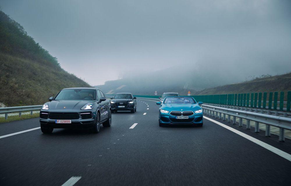 Romanian Roads Luxury Edition, ziua 4: Cea mai deprimantă zi, înseninată de un gulaș și de bucuria că avem autostrăzi - Poza 62