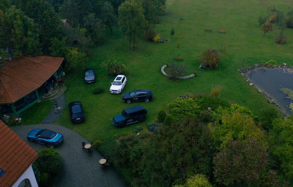 Romanian Roads Luxury Edition, ziua 4: Cea mai deprimantă zi, înseninată de un gulaș și de bucuria că avem autostrăzi - Poza 43
