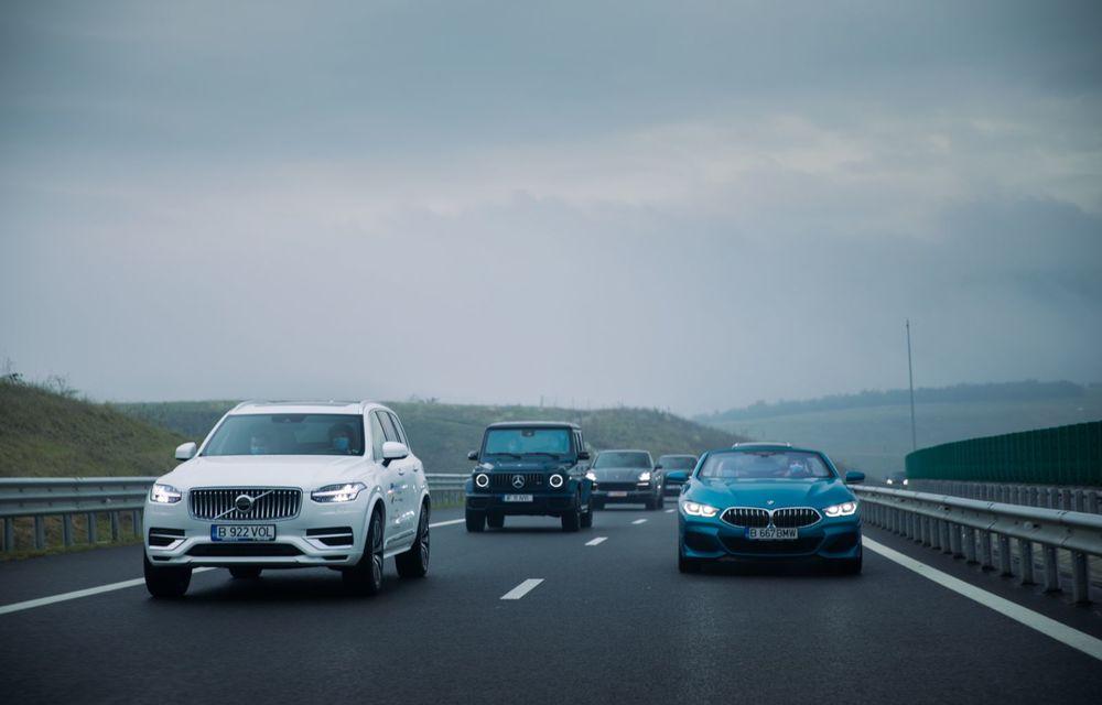 Romanian Roads Luxury Edition, ziua 4: Cea mai deprimantă zi, înseninată de un gulaș și de bucuria că avem autostrăzi - Poza 58