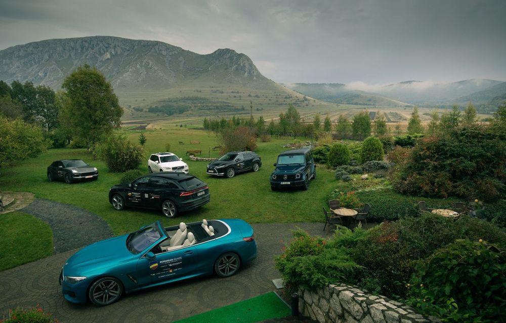 Romanian Roads Luxury Edition, ziua 4: Cea mai deprimantă zi, înseninată de un gulaș și de bucuria că avem autostrăzi - Poza 1