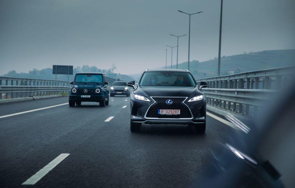 Romanian Roads Luxury Edition, ziua 4: Cea mai deprimantă zi, înseninată de un gulaș și de bucuria că avem autostrăzi - Poza 55