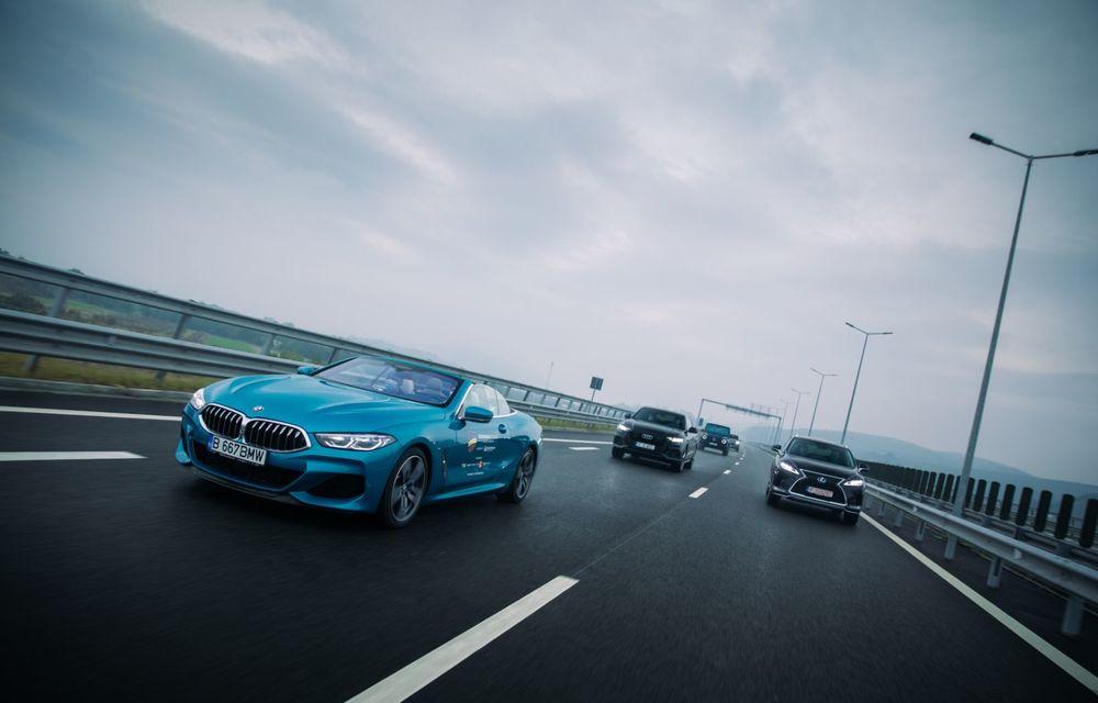 Romanian Roads Luxury Edition, ziua 4: Cea mai deprimantă zi, înseninată de un gulaș și de bucuria că avem autostrăzi - Poza 54
