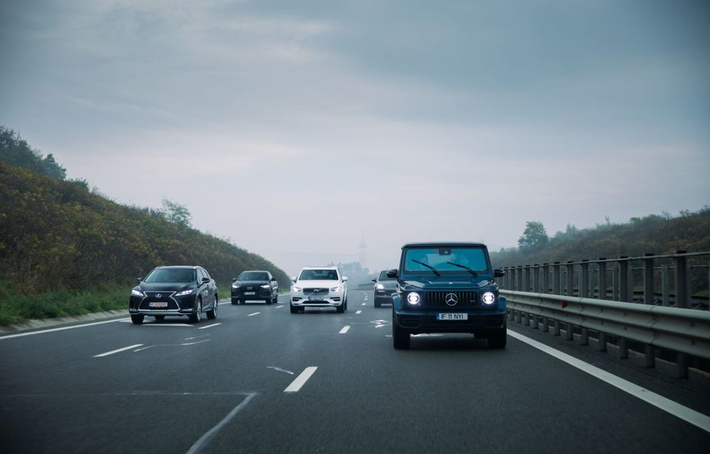 Romanian Roads Luxury Edition, ziua 4: Cea mai deprimantă zi, înseninată de un gulaș și de bucuria că avem autostrăzi - Poza 50