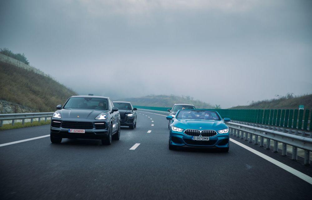 Romanian Roads Luxury Edition, ziua 4: Cea mai deprimantă zi, înseninată de un gulaș și de bucuria că avem autostrăzi - Poza 61