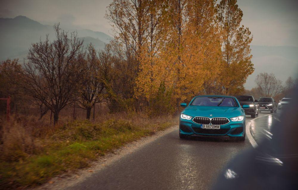 Romanian Roads Luxury Edition, ziua 4: Cea mai deprimantă zi, înseninată de un gulaș și de bucuria că avem autostrăzi - Poza 19