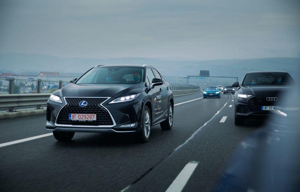 Romanian Roads Luxury Edition, ziua 4: Cea mai deprimantă zi, înseninată de un gulaș și de bucuria că avem autostrăzi - Poza 53