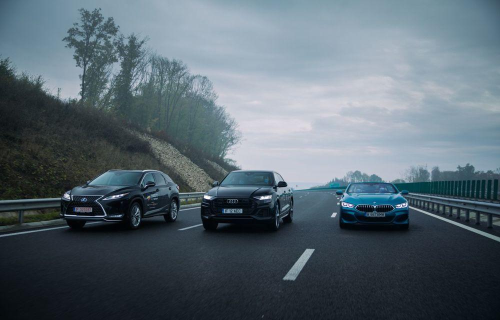 Romanian Roads Luxury Edition, ziua 4: Cea mai deprimantă zi, înseninată de un gulaș și de bucuria că avem autostrăzi - Poza 63