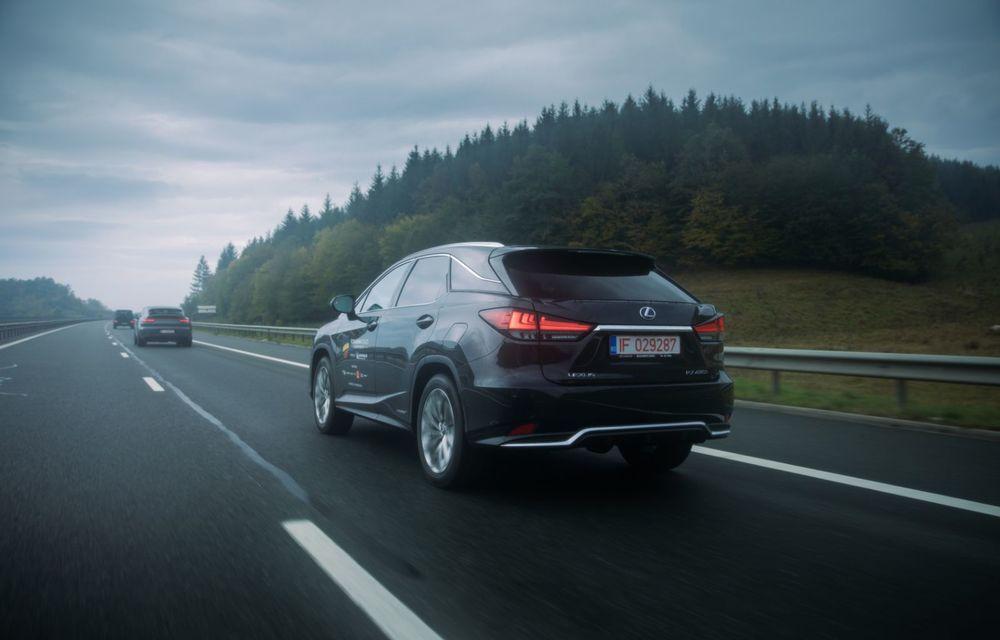 Romanian Roads Luxury Edition, ziua 4: Cea mai deprimantă zi, înseninată de un gulaș și de bucuria că avem autostrăzi - Poza 70