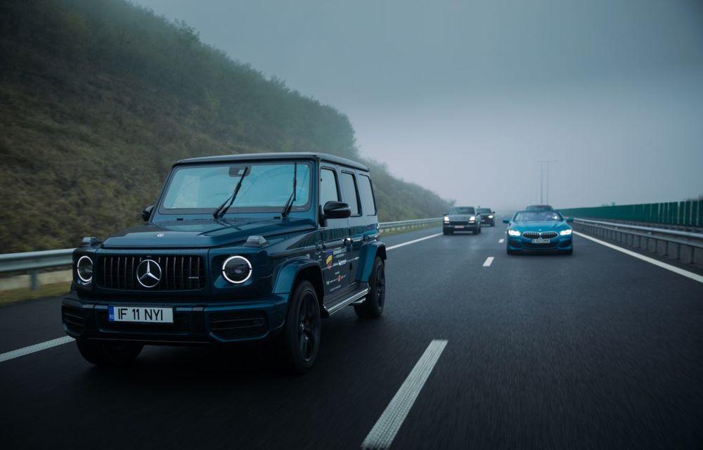 Romanian Roads Luxury Edition, ziua 4: Cea mai deprimantă zi, înseninată de un gulaș și de bucuria că avem autostrăzi - Poza 60