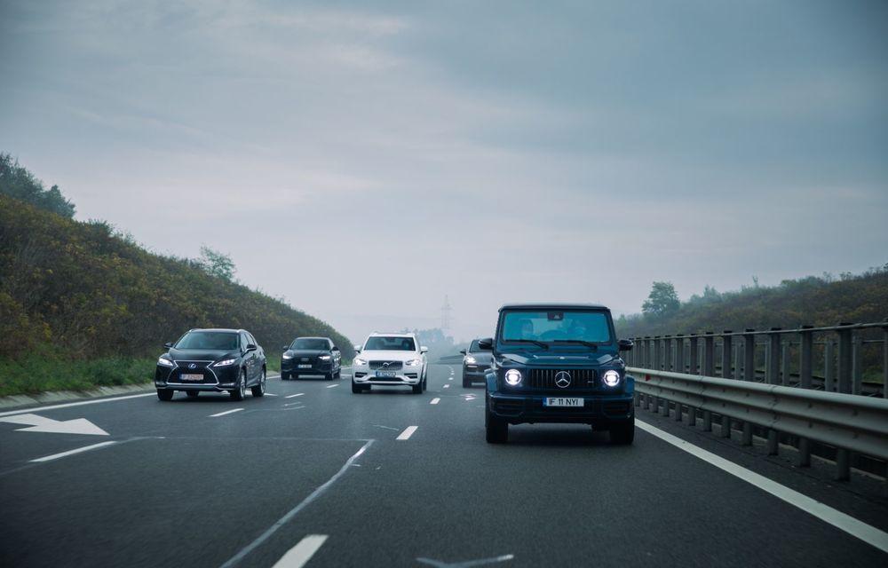 Romanian Roads Luxury Edition, ziua 4: Cea mai deprimantă zi, înseninată de un gulaș și de bucuria că avem autostrăzi - Poza 51