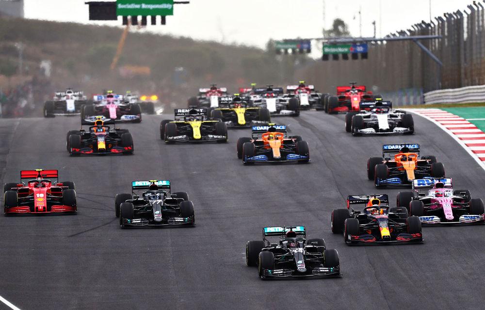 Hamilton a câștigat cursa din Portugalia și a depășit recordul de victorii al lui Schumacher: Bottas și Verstappen au completat podiumul - Poza 1