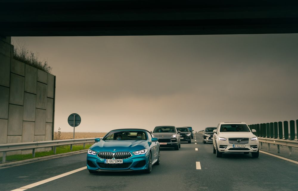 Romanian Roads Luxury Edition, ziua 5: am pășit pe urmele Corvinilor în drumul spre oaza occidentală Theodora Golf Club - Poza 20