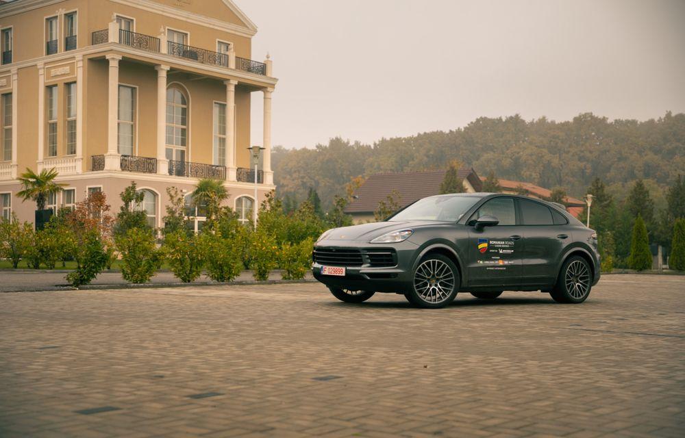 Romanian Roads Luxury Edition, ziua 5: am pășit pe urmele Corvinilor în drumul spre oaza occidentală Theodora Golf Club - Poza 13