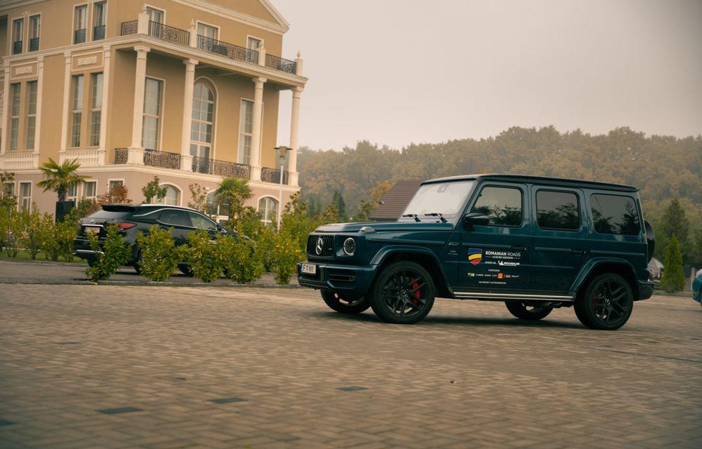 Romanian Roads Luxury Edition, ziua 5: am pășit pe urmele Corvinilor în drumul spre oaza occidentală Theodora Golf Club - Poza 11