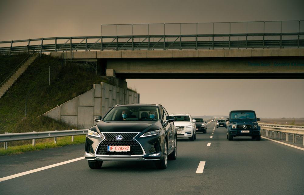 Romanian Roads Luxury Edition, ziua 5: am pășit pe urmele Corvinilor în drumul spre oaza occidentală Theodora Golf Club - Poza 21