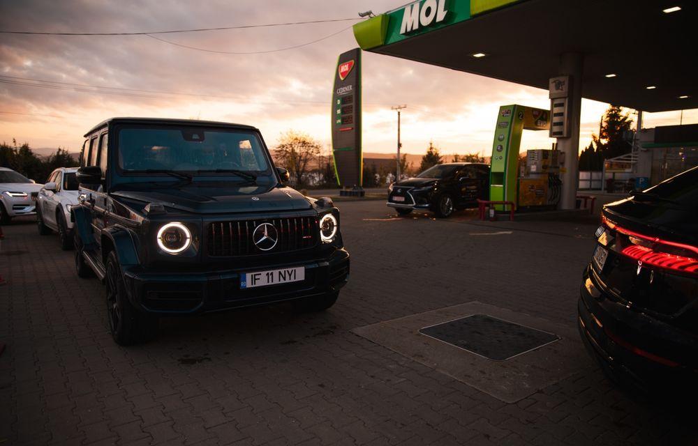 Romanian Roads Luxury Edition, ziua 5: am pășit pe urmele Corvinilor în drumul spre oaza occidentală Theodora Golf Club - Poza 69