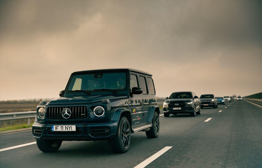 Romanian Roads Luxury Edition, ziua 5: am pășit pe urmele Corvinilor în drumul spre oaza occidentală Theodora Golf Club - Poza 17